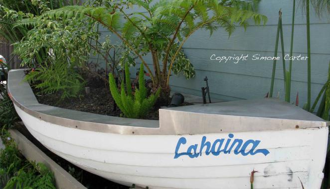 Csónak kaspó
