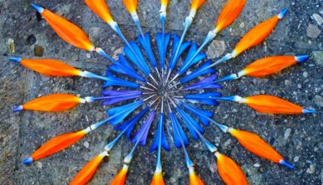Kék narancs
