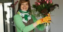 Irodai virágdekoráció