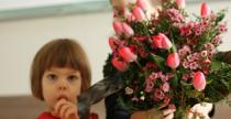 Vágott virág dekoráció