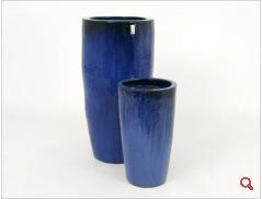 Kerámia kaspó - Blue