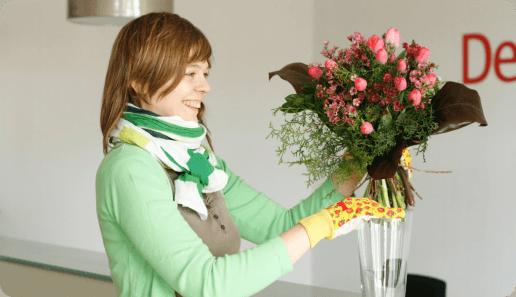 Irodai virágok